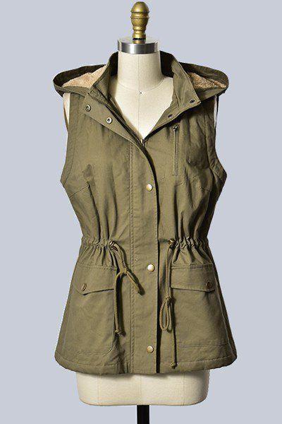 utility vest (front)